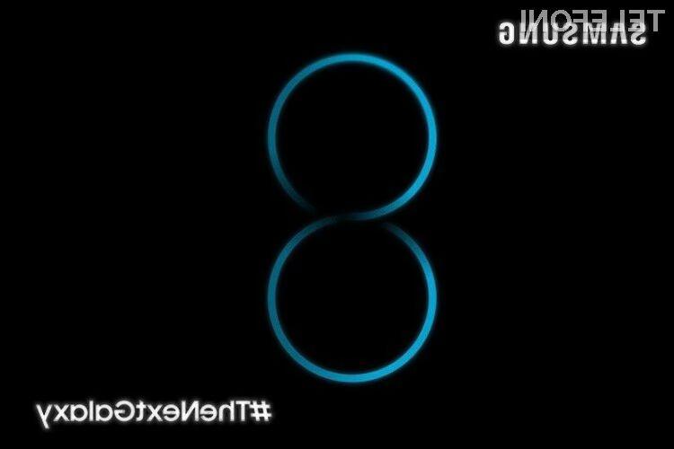 Samsung lahko reši le še zgodnji pričetek prodaje telefona Galaxy S8
