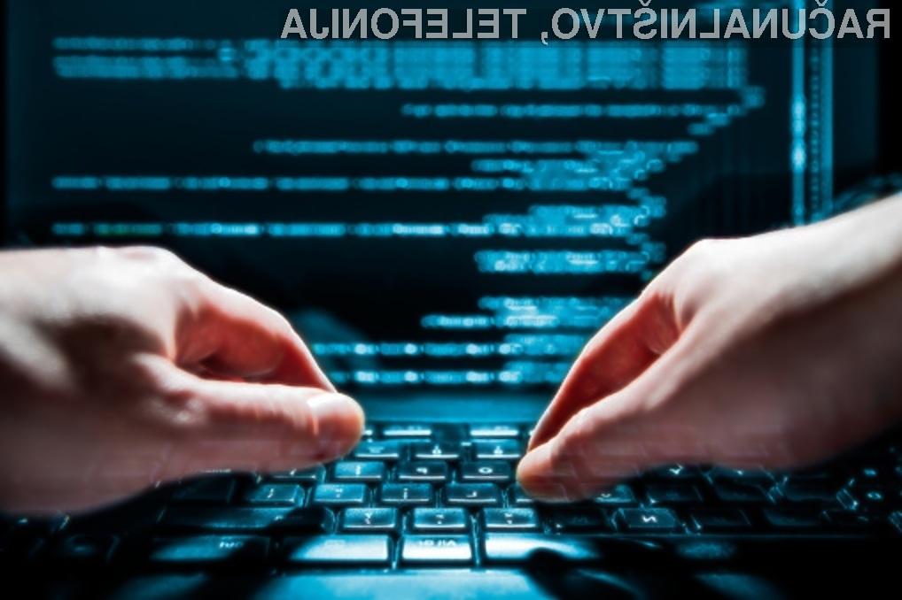 Najstnik je zaradi spletnih napadov ostal brez možnosti opravljanja preizkusa znanja.