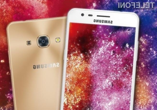 Samsung Galaxy C9 bo na račun večjega sistemskega pomnilnika lahko brez težav poganjal večje število mobilnih programov.