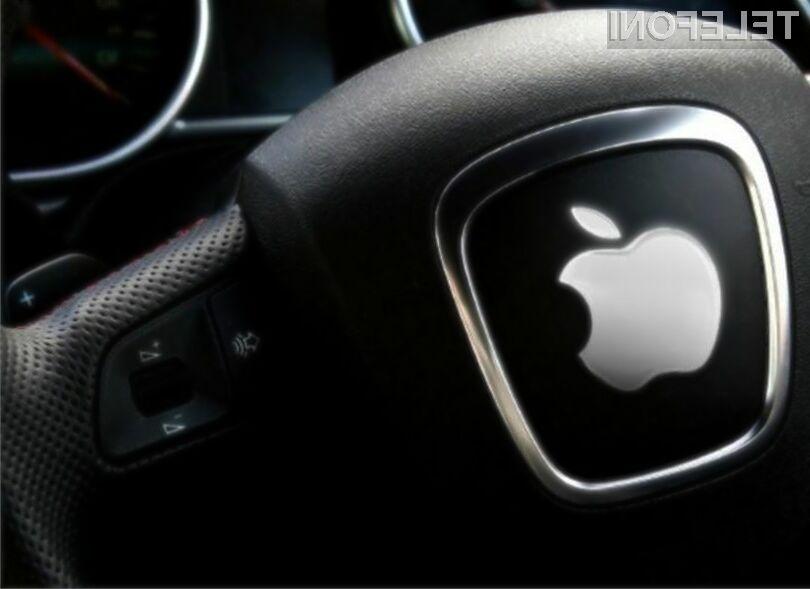 Pri podjetju Apple upajo na to, da bodo novi zaposleni projektu Titan dali nov zagon.
