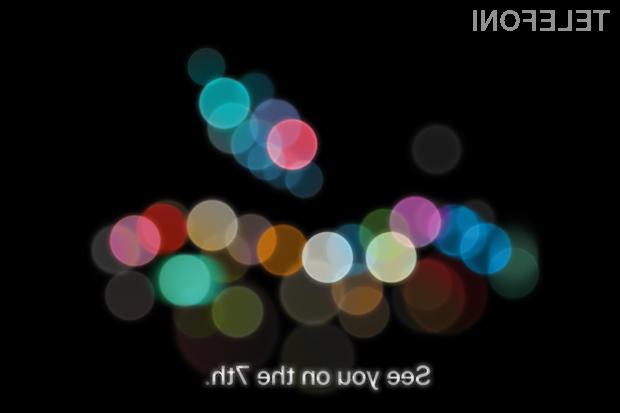 DANES: Predstavitev novega iPhona v živo - preverite kdaj!