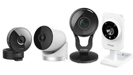D-Link kamere za domači video nadzor