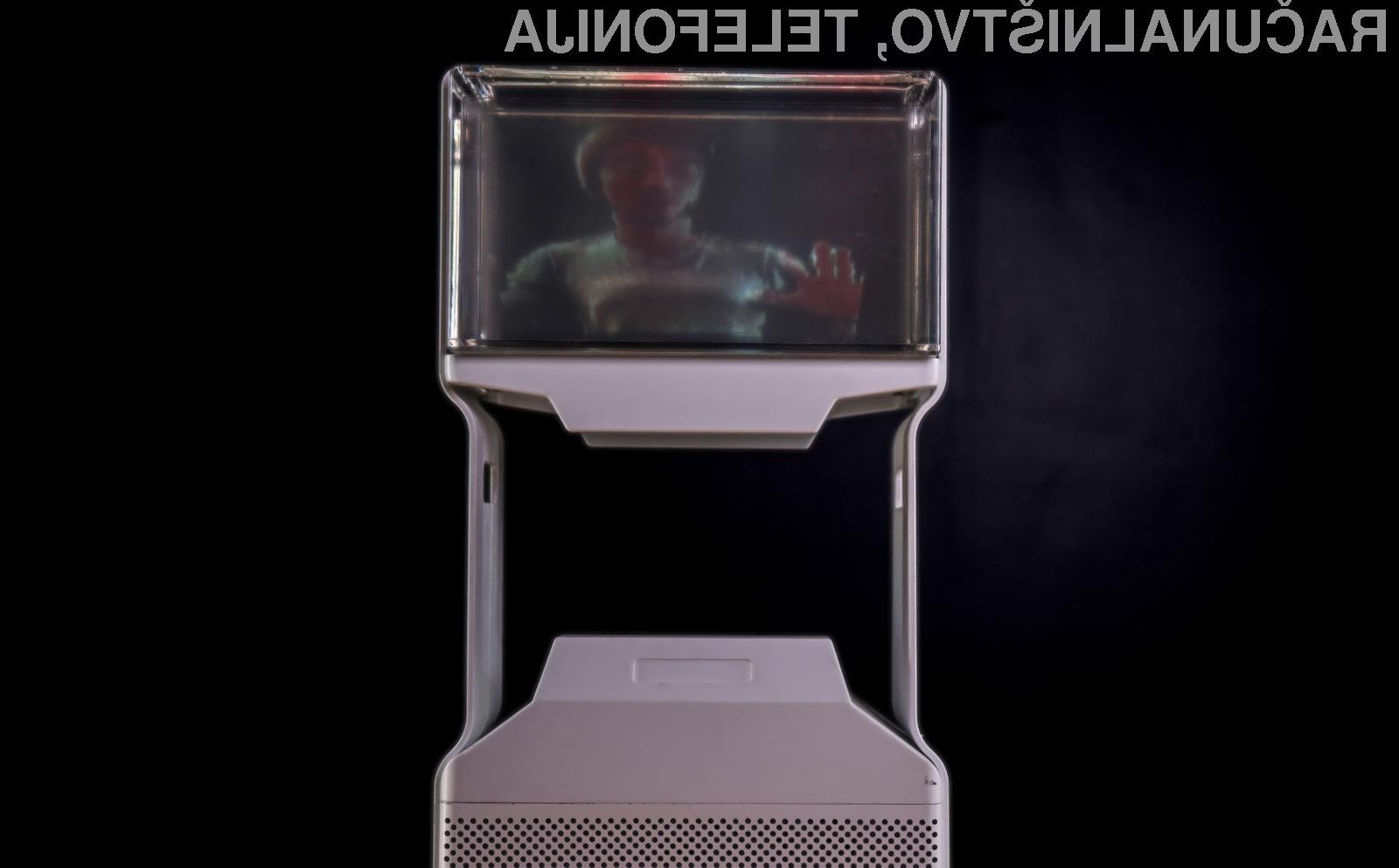 Hologramska naprava Volume navdušuje v vseh pogledih!