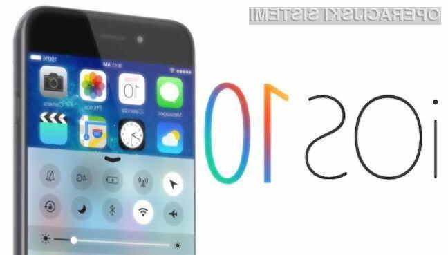 Namestiti vrhunski iOS 10 - JA ali NE?