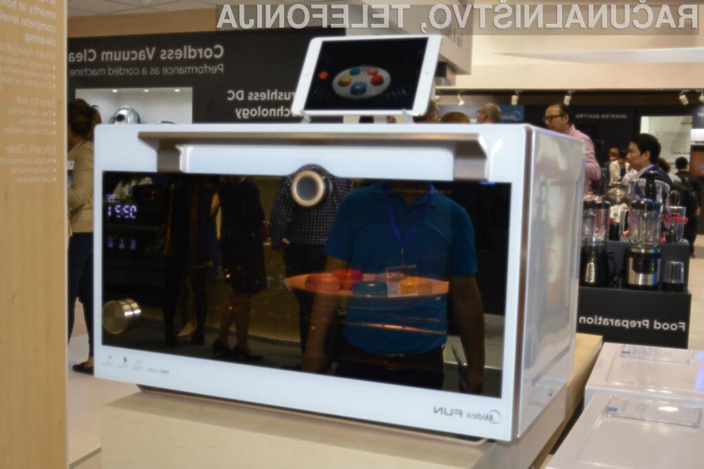 Glavna prednost novodobne pečice Midea Fun Smart Oven je nedvomno v njeni enostavnosti uporabe!