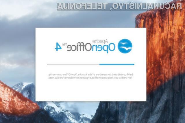 Brezplačni pisarniški paket OpenOffice se po 16 letih za vedno poslavlja!