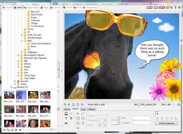 5 najboljših brezplačnih programov za urejanje fotografij in slik