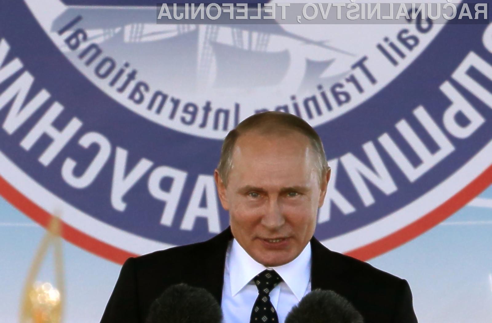 Ruska vlada za elektronsko pošto ne bo več uporabljala Microsoftove programske opreme!
