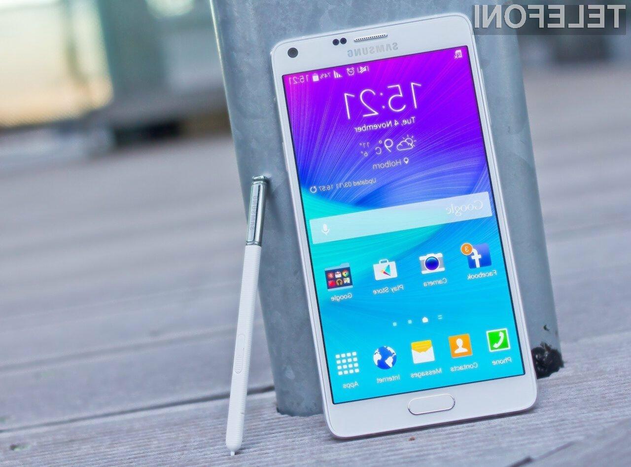 Samsung je v Evropi zamenjal kar 57 odstotkov potencialno nevarnih telefonov Galaxy Note 7.