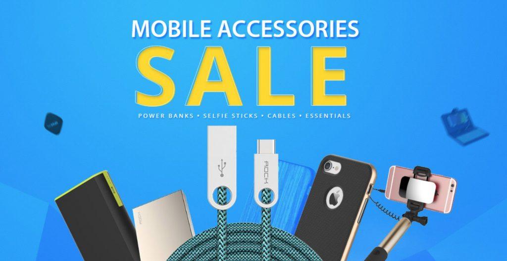 Razprodaja dodatkov za mobilne telefone!