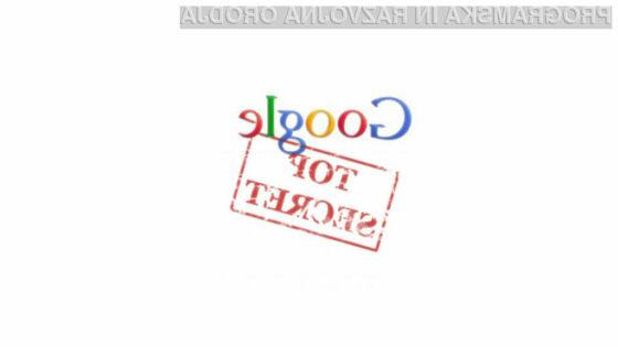10 fascinantnih skrivnosti o Googlu