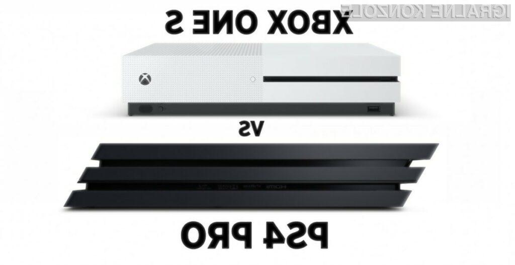 Xbox One S vs. PS4 Pro - 6 razlogov zakaj kupiti prvega