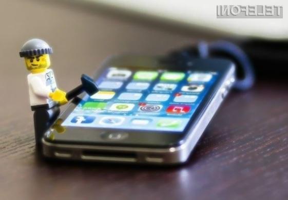 Iskanje ranljivosti v Applovem mobilnem sistemu iOS 10 se nedvomno splača!
