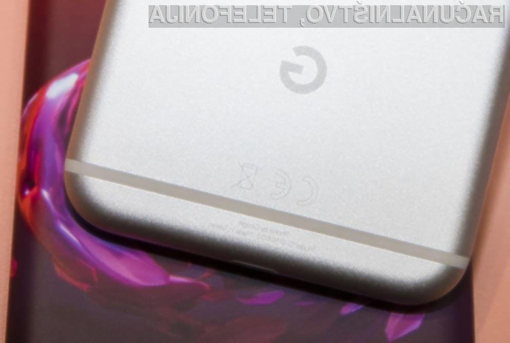 Na pametna mobilna telefona Google Pixel in Pixel XL bomo lahko nameščali prirejene različice mobilnega operacijskega sistema Android.