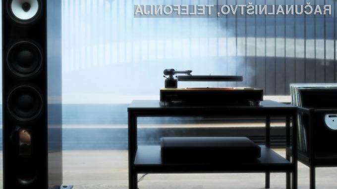 MAG-LEV Audio predstavlja pravo tehnološko inkarnacijo gramofona!