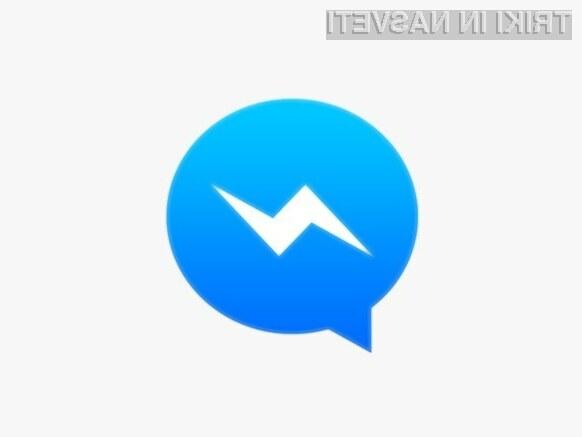 ZAŠČITITE SE! V Facebook Messengerju šifrirajte vaša zasebna sporočila
