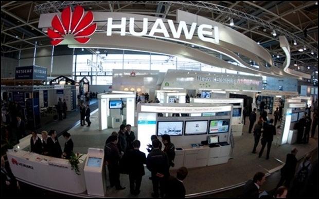 Huawei med top 100 znamkami