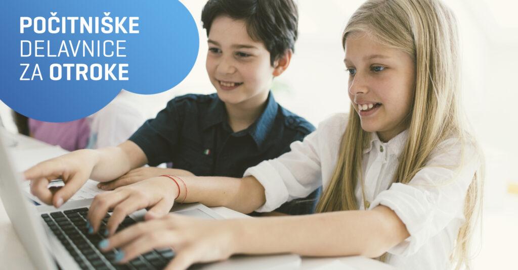 Jesenske počitnice: tečaji robotike in programiranja za otroke