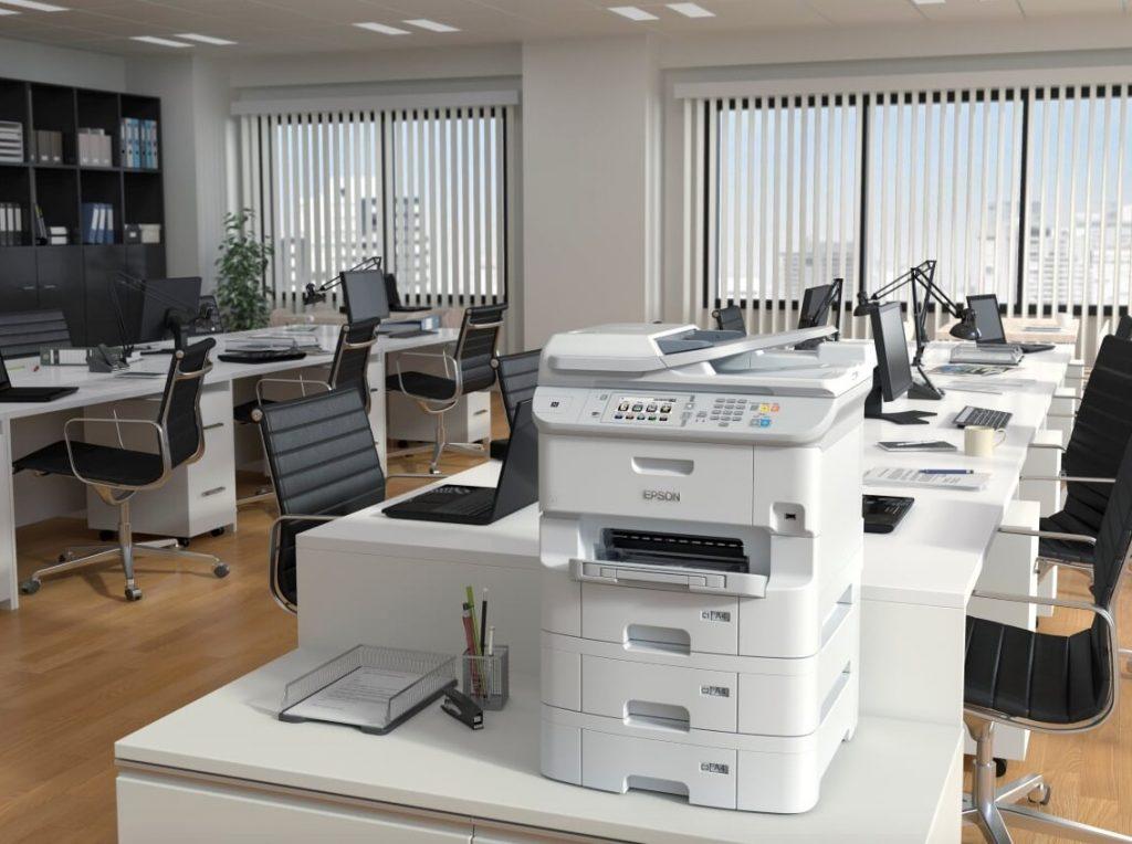 Nova programska oprema povečuje varnost in učinkovitost Epsonovih okolij za optično branje ter tiskanje