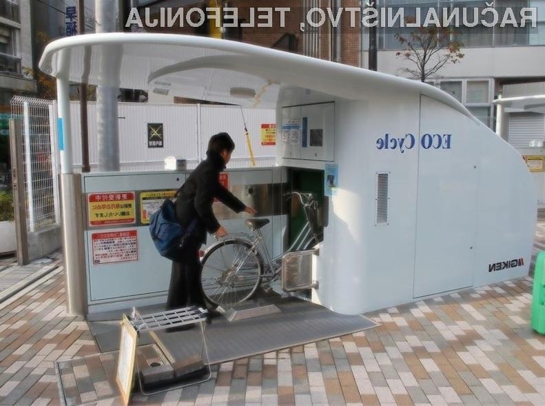 Podzemna kolesarnica je dobesedno prevzela Japonce!
