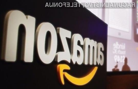 Dostop do spleta naj bi bil za uporabnike storitev Amazona še posebej ugoden.