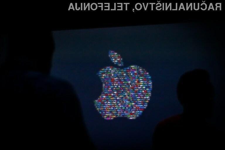 Francoz je moral biti zelo »jezen« na izdelke podjetja Apple!