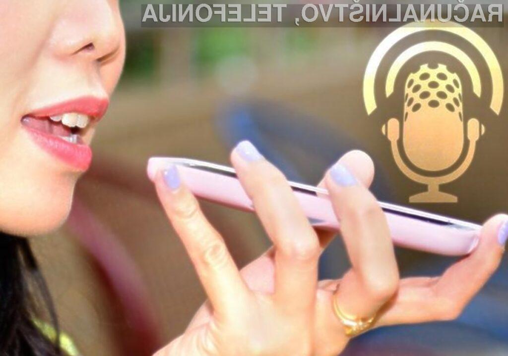 Mobilna aplikacija Deep Speech 2 bo na voljo uporabnikom mobilnih naprav Android še pred koncem leta!
