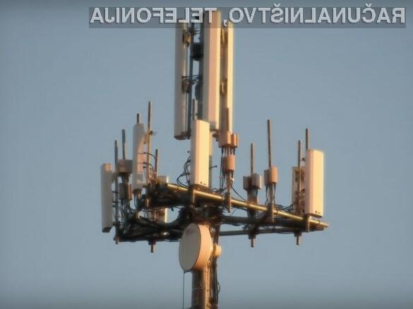 Kmalu bomo lahko po mobilnem omrežju prenašali podatke s hitrostjo do enega gigabita na sekundo!