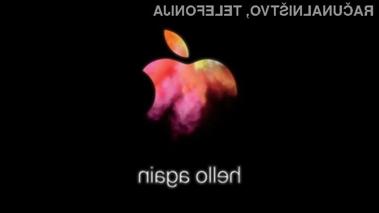 Novi MacBook Pro potrjeno 27. oktobra letos!