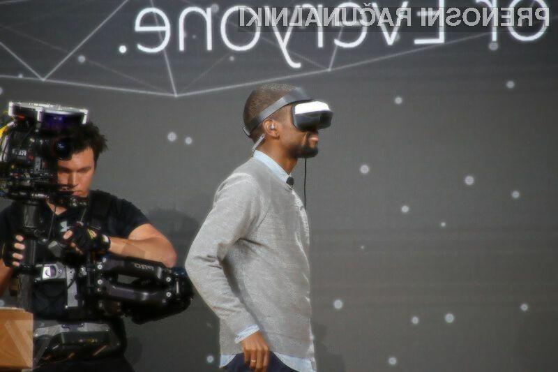Kako si Microsoft želi zagotoviti prevlado na področju virtualne resničnosti
