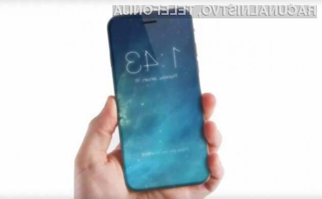 Ohišje iz steklo-keramike naj bi znatno polepšalo videz pametnega mobilnega telefona iPhone!