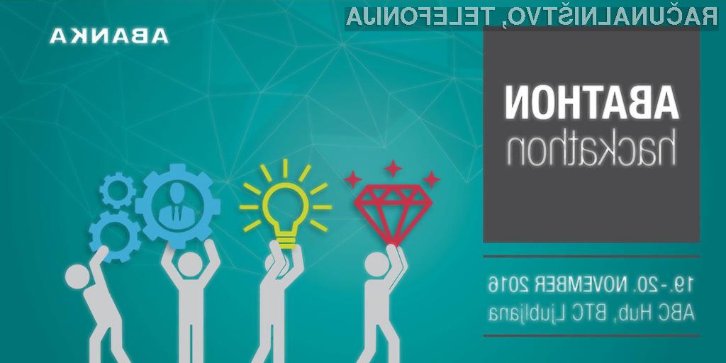 Poslovni Hackathon: imate idejo kako izboljšati bančne storitve?