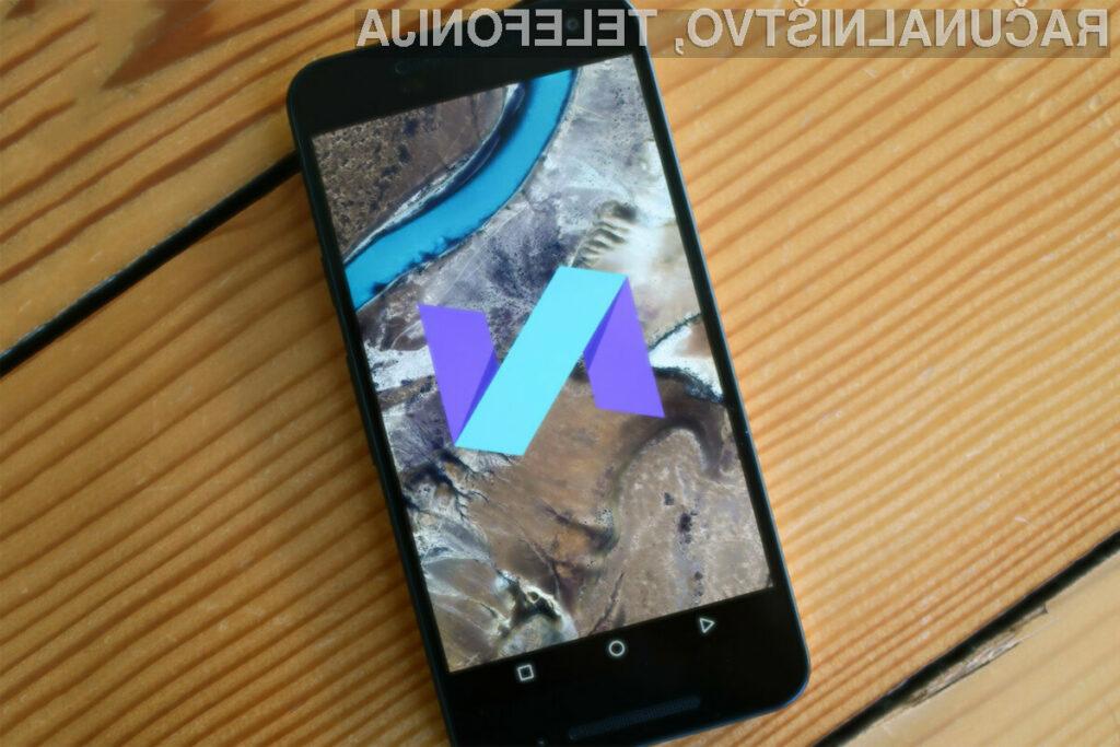 Android 7.1 Nougat je za razred boljši od njegovega predhodnika!