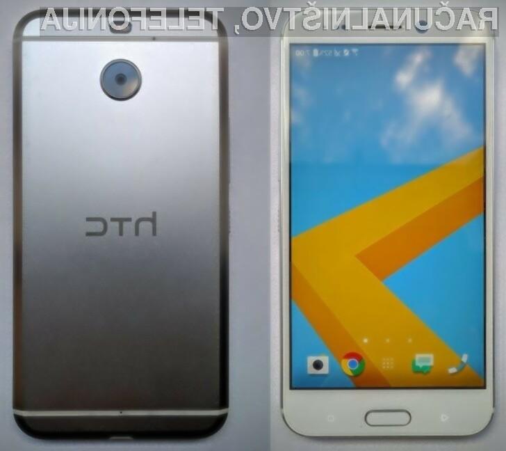 HTC Bolt ne bo razpolagal s klasičnim 3,5-milimetrskim priključkom za slušalke!
