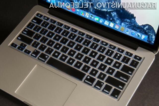 Apple naj bi kmalu revolucioniral tudi področje prenosnih računalnikov!