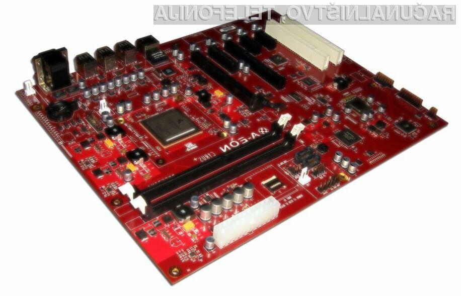 Računalniški sistem Amiga X5000 je pripravila družba A- Eon Technology Ltd.