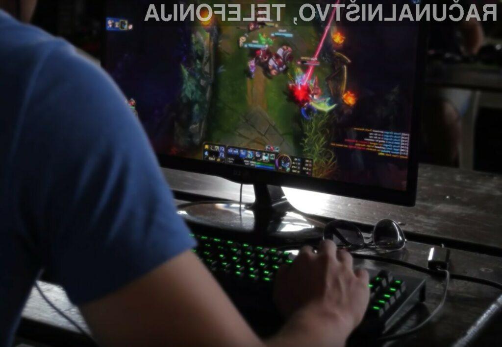 Največji gaming turnir v Sloveniji na sejmu zabavne elektronike COMPTECH