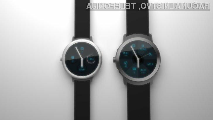 """Pametne ročne ure Google Android Wear naj bi ponujale """"nekaj več"""" od konkurence!"""