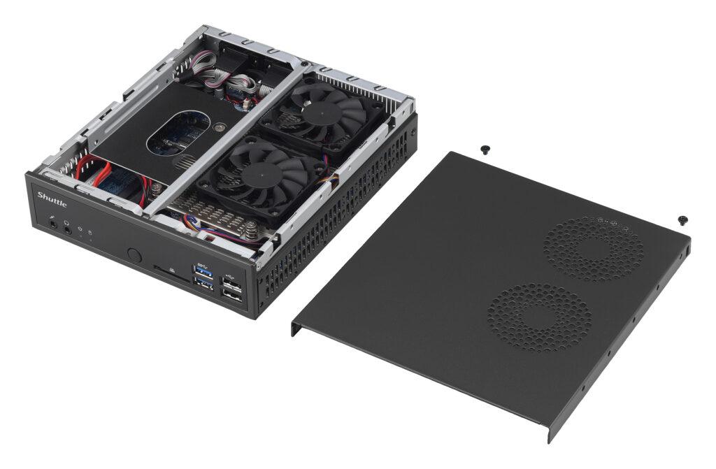 Kompakten računalnik, ki ga lahko upravljate na daljavo tudi kadar je izklopljen