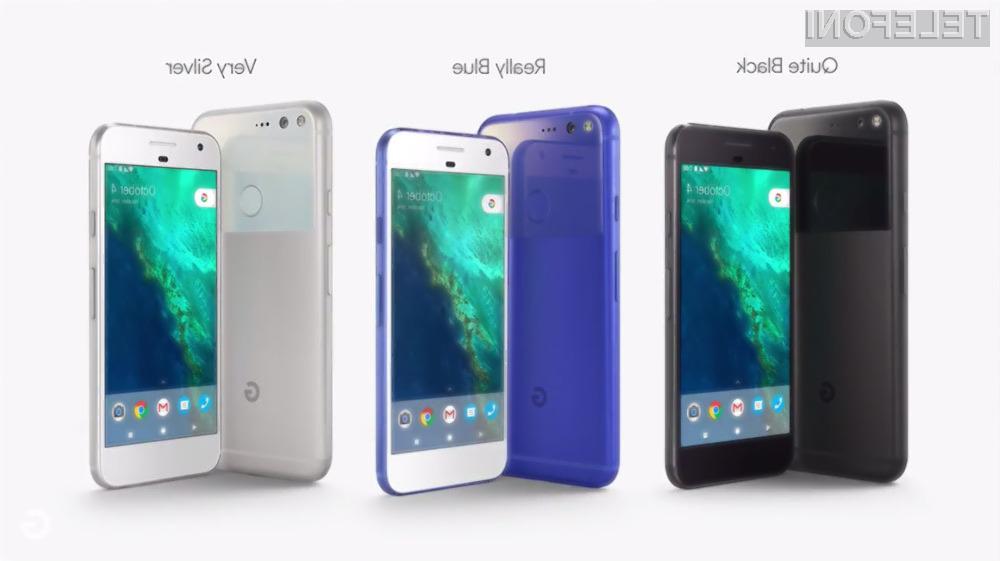 Google Pixel - 5 vprašanj brez odgovora