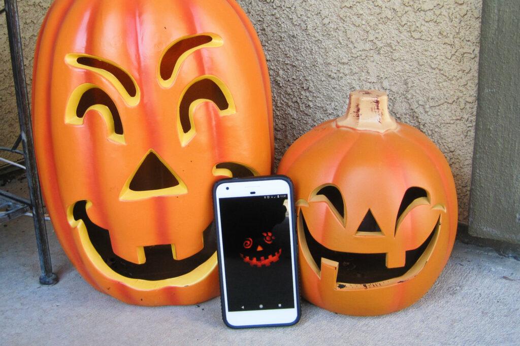 10 strašnih aplikacij za noč čarovnic
