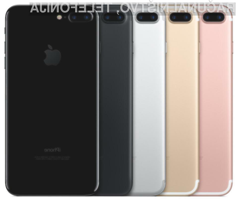 Avtonomija pametnega mobilnega telefona iPhone 7 je v primerjavi s konkurenco dejansko precej nižja.