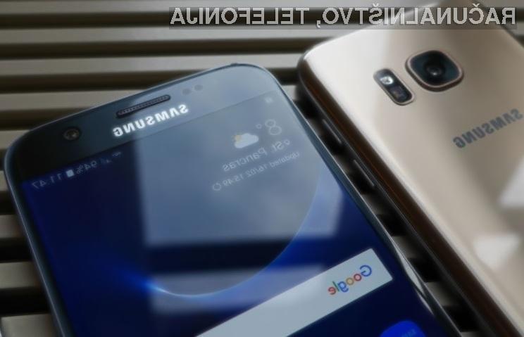 Samsung Galaxy S8 bo v navezi z novim procesorjem Exynos daleč pred vso konkurenco!