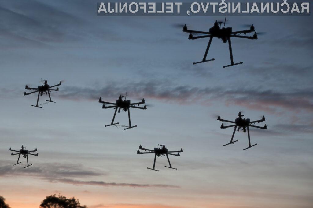 Kako bodo droni spremenili svet v naslednjih 5-ih letih