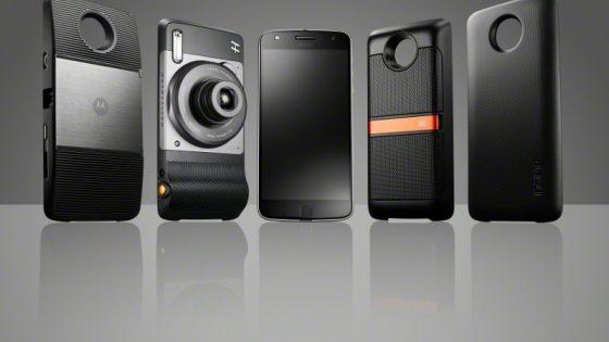 Pametni mobilni telefoni Moto tudi v Sloveniji