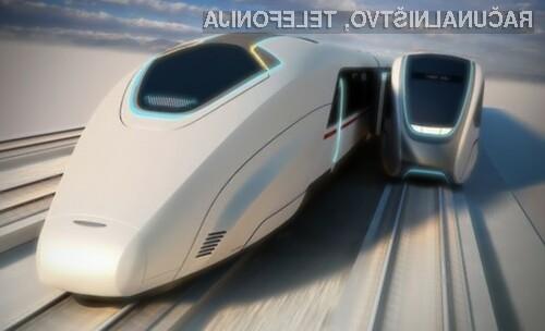 Prihodnost železniškega transporta bo hitra - konec prestopanja z vlaka na vlak?