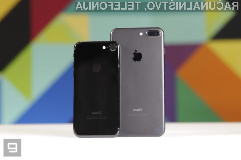 Slaba prodaja telefonov iPhone je neposredno vplivala na slabe finančne rezultate podjetja Apple!