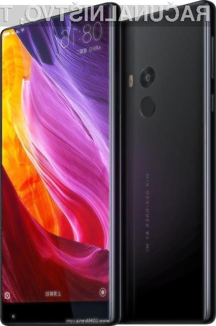 Xiaomi Mi Mix: Telefon prihodnosti sedaj!