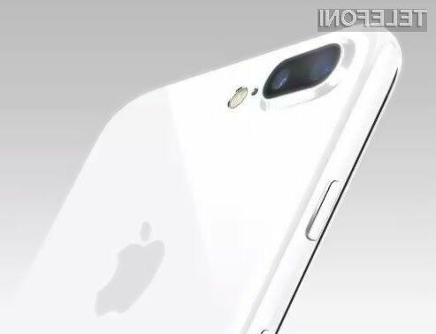 Beli iPhone 7 bi zagotovo šel v prodajo kot za stavo!