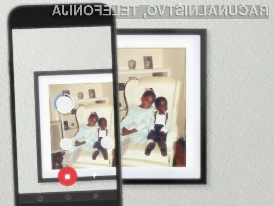 Nova Googlova aplikacija, ki oživlja stare fotografije s skeniranjem